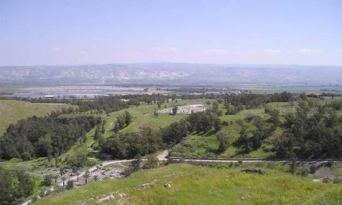 خطة حكومية لتعزيز المشروع الاستيطاني في غور الأردن