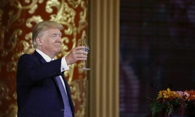 """ترامب يكسر الحظر الصيني على """"تويتر"""""""