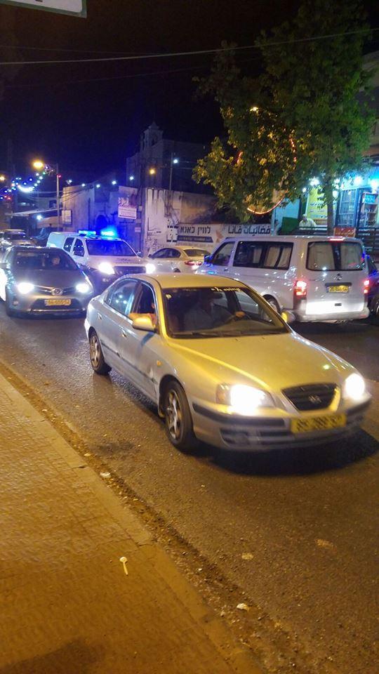 كفر كنا: مواصلة البحث عن المعتدين على شاب