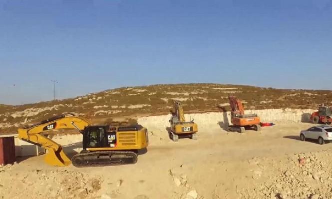 المستوطنون ضد المستوطنين: نزاع على أرض فلسطينية