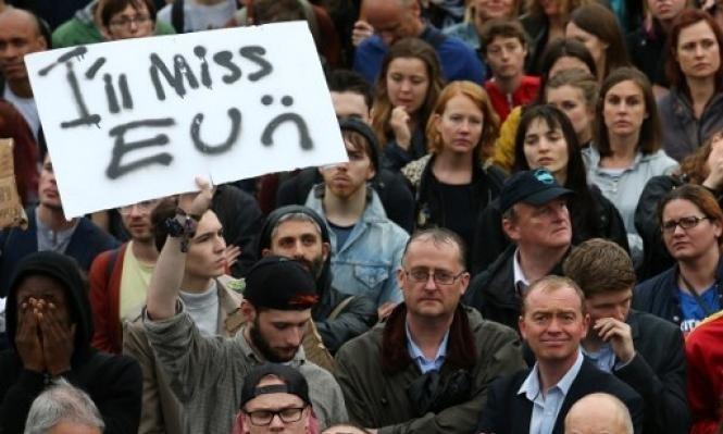 بريطانيا تعلن موعد خروجها من الاتحاد الأوروبي