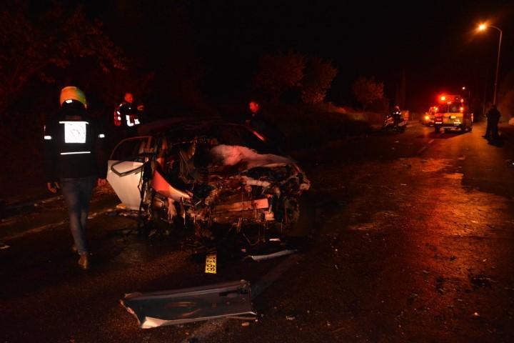 5 إصابات بينها خطيرة في حادث طرق بمنطقة الشاغور