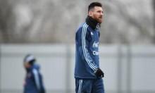 مدرب الأرجنتين يكشف سبب حمل ميسي شارة القيادة