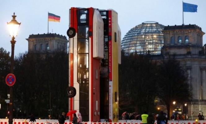 برلين: الحرب السورية أمام بوابة براندنبرغ