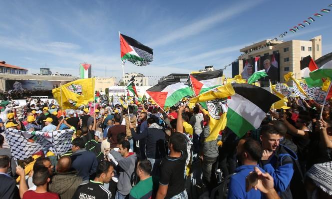 الآلاف يحتشدون بغزة لإحياء ذكر الشهيد عرفات