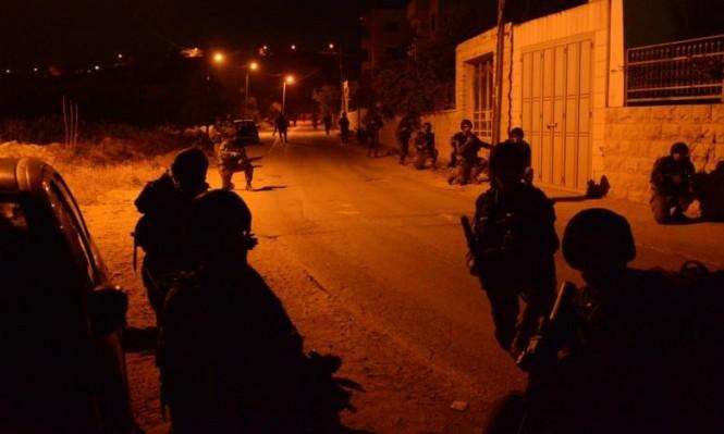 جرحى واعتقالات بمواجهات مع الاحتلال بالضفة