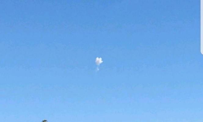 إسرائيل تعترض طائرة بدون طيار فوق الجولان المحتل