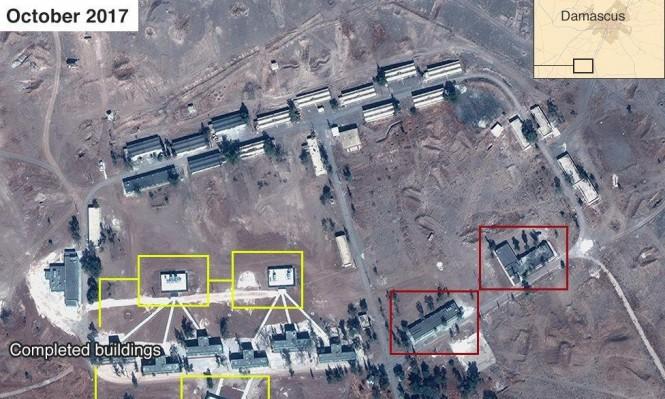تقارير: إيران تنشئ قاعدة عسكرية ثابتة جنوب دمشق