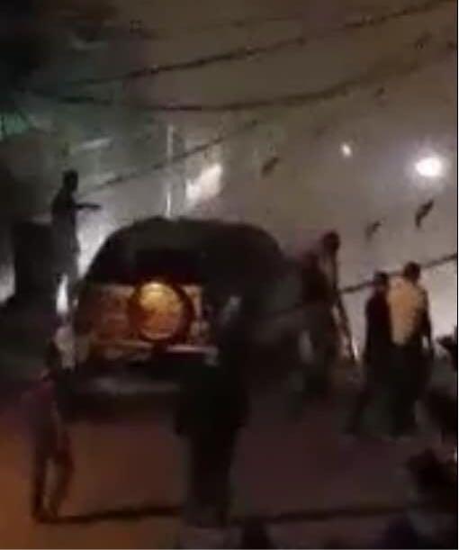 قلنسوة: إطلاق نار وقنبلة على منزلين وحرق سيارة