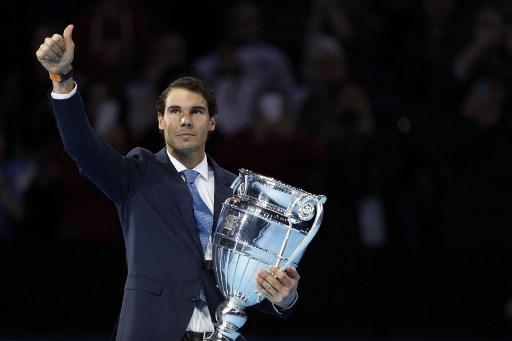 نادال يتربع على عرش التنس لعام 2017