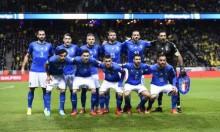 المنتخب الإيطالي يغير خطته في مواجهة السويد