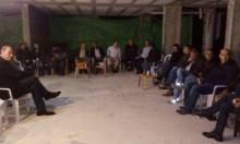 اجتماع لدعم نضال أصحاب المنازل المهددة بالهدم