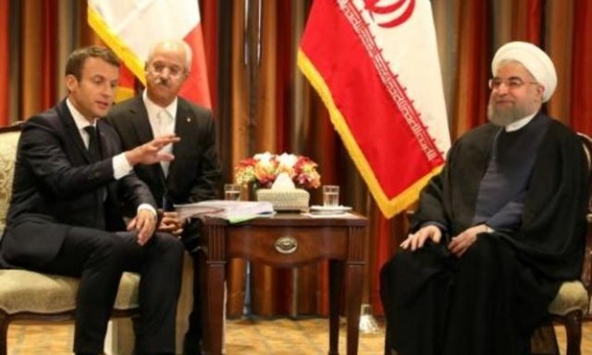 إيران لفرنسا: الاتفاق النووي غير قابل للتفاوض