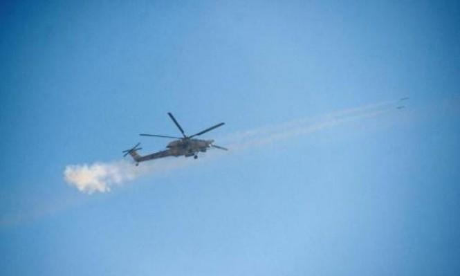مقتل ثلاثة طيارين عراقيين جراء تحطم مروحية فوق بغداد