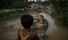 طفل روهينغي: 4 كليومترات في البحر هربًا إلى بنغلاديش