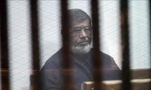 """مرسي في محاكمته: """"أنا حاضر كالغائب"""""""