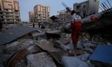 الدفاع المدني العراقي يبحث عن عالقين تحت الأنقاض
