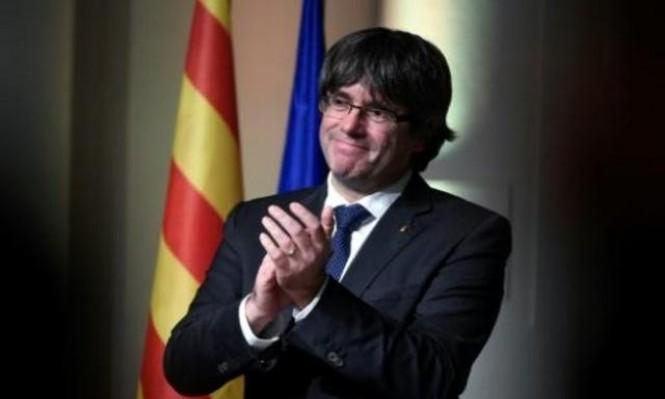 الرئيس الكتالوني المعزول: مستعد للنظر بحل آخر غير الاستقلال