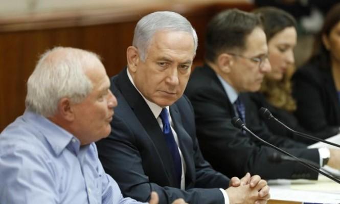 """نتنياهو يجري محادثات """"أمنية مهمة"""" مع السيسي"""