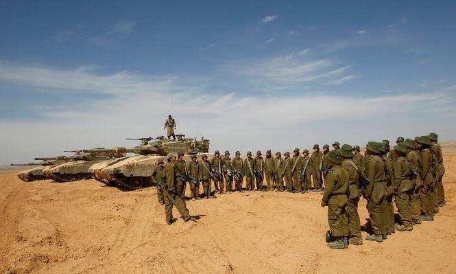 الجيش الإسرائيلي يرفع حالة التأهب
