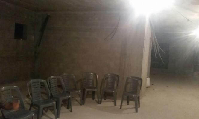 قلنسوة: نصب خيمة اعتصام أمام منزل مهدد بالهدم