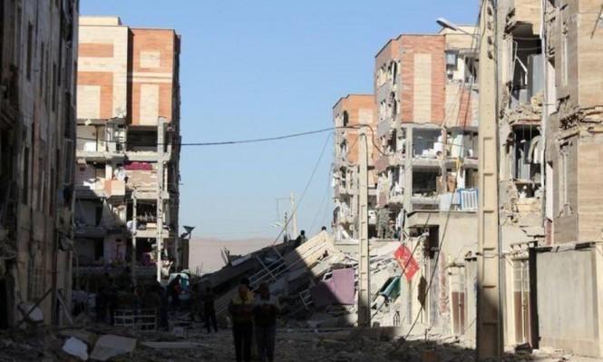 ارتفاع ضحايا زلزال إيران إلى أكثر من 400