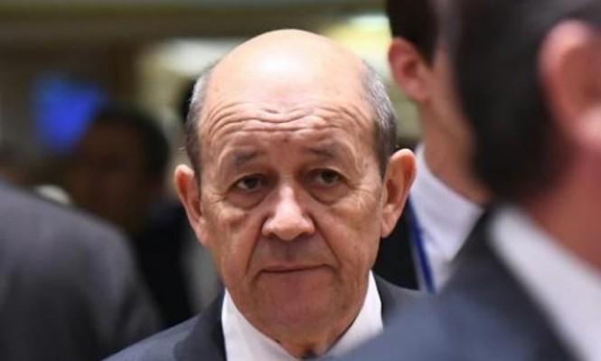 فرنسا تدعو إلى عدم التدخل في أزمة لبنان