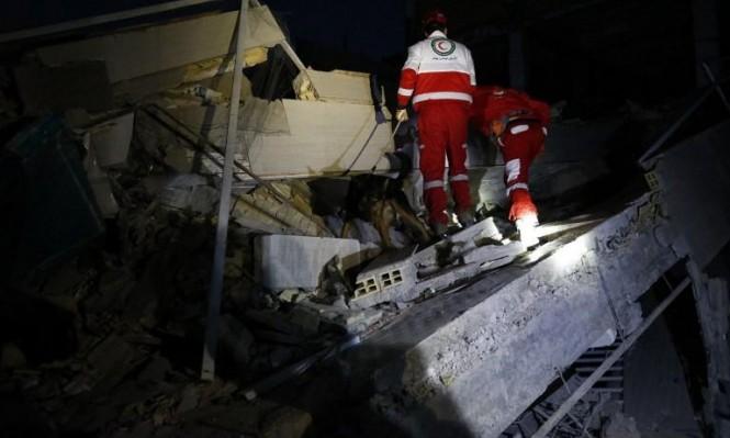 زلزال حلبجة: 328 قتيلا  والحصيلة مرجحة للإرتفاع