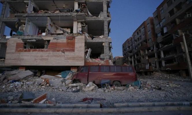 خسائر فادحة سببها زلزال حلبجة المدمر