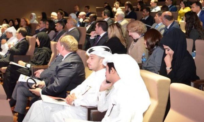 """افتتاح مؤتمر """"نحو الجودة في تعليم الخدمة العامة"""""""