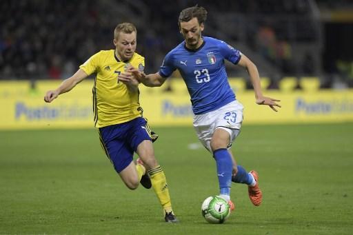 للمرة الأولى منذ 60 عاما: إيطاليا خارج مونديال 2018