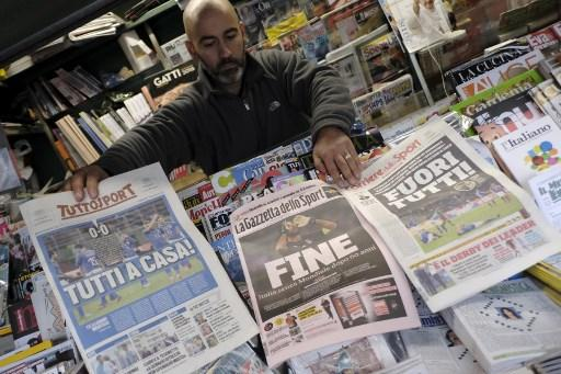 نبض الشبكة: إيطاليا غير حاضرة في المونديال.. خيبة أمل
