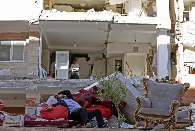 70 هزة ارتدادية أعقبت زلزال حلبجة
