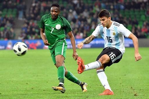 نيجيريا تسقط الأرجنتين برباعية مقابل هدفين