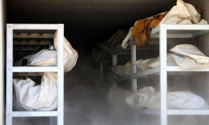 ليبيا: 700 جثة داخل حاويات تبريد
