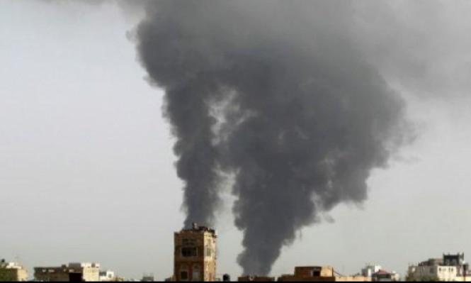 اليمن: تحالف السعودية يدمر جهاز الإرشاد الملاحي لمطار صنعاء