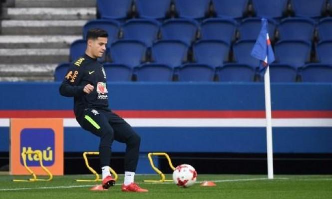 كوتينيو يعلق على أنباء اقترابه من برشلونة