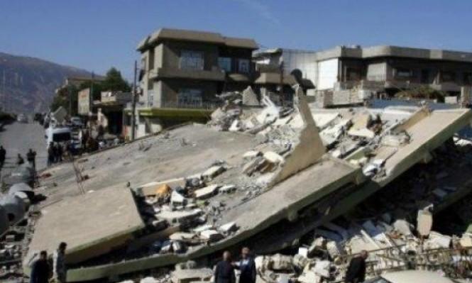 إيران: ضحايا الزلزال يتجاوزون 420 وأعمال الإغاثة مستمرة