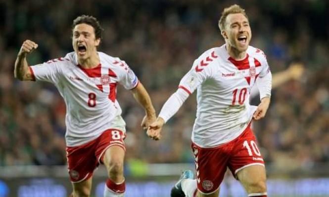 الدانمارك تحجز البطاقة الأوروبية الأخيرة لمونديال 2018
