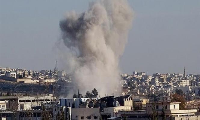 سورية: مقتل 61 شخصا في غارة على سوق شعبي في الأتارب