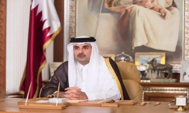 أمير قطر: دول الحصار لا تريد حلا للأزمة الخليجية