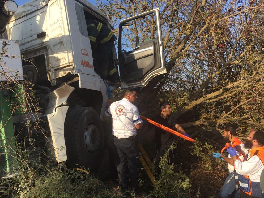 مصرع شاب وإصابة آخرين في حادث طرق قرب صفد