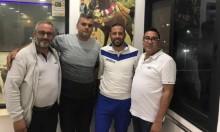 أحمد سبع: انتقالي للأخوة عرابة بمثابة تحد جديد