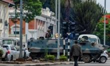 موغابي يبلغ رئيس جنوب أفريقيا أنه رهن الإقامة الجبرية