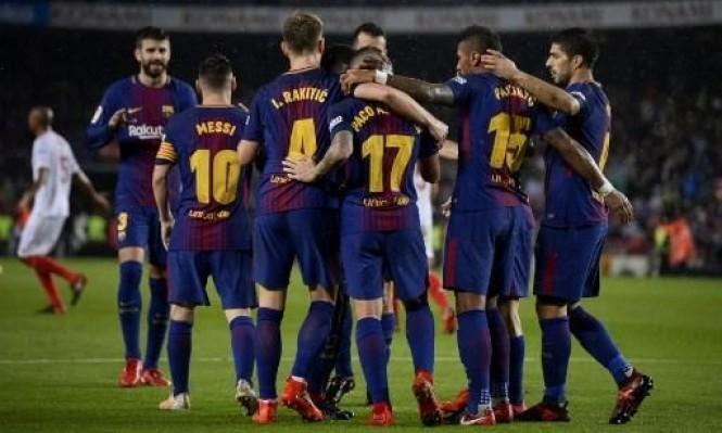 برشلونة يتحرك لضم موهبة من أصول جزائرية