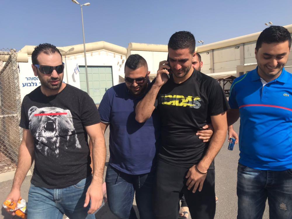 الطيبة: الأسير محمد حاج يحيى ينال حريته