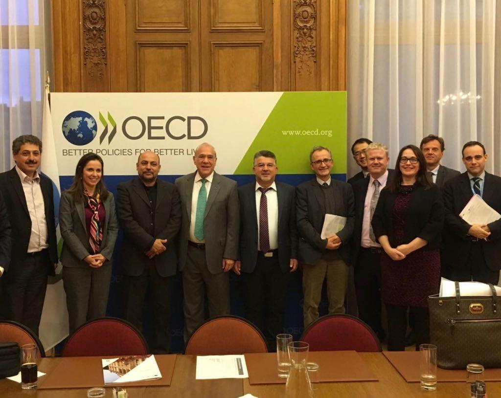 القائمة المشتركة تعقد لقاءات سياسية في أوروبا