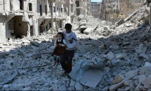 """""""الفرق شاسع بين الفظائع بسورية وتقرير للأمم المتحدة"""""""