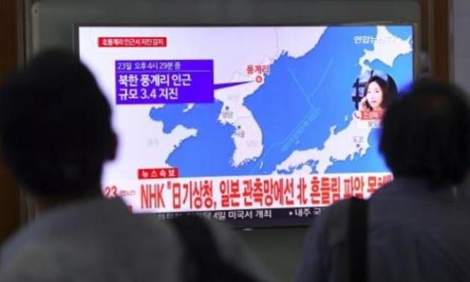 عشرات الجرحى بهزة أرضية ضربت كوريا الجنوبية