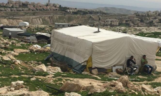 """نتنياهو يأمر بإزالة """"بيوت البدو"""" بمحيط القدس المحتلة"""